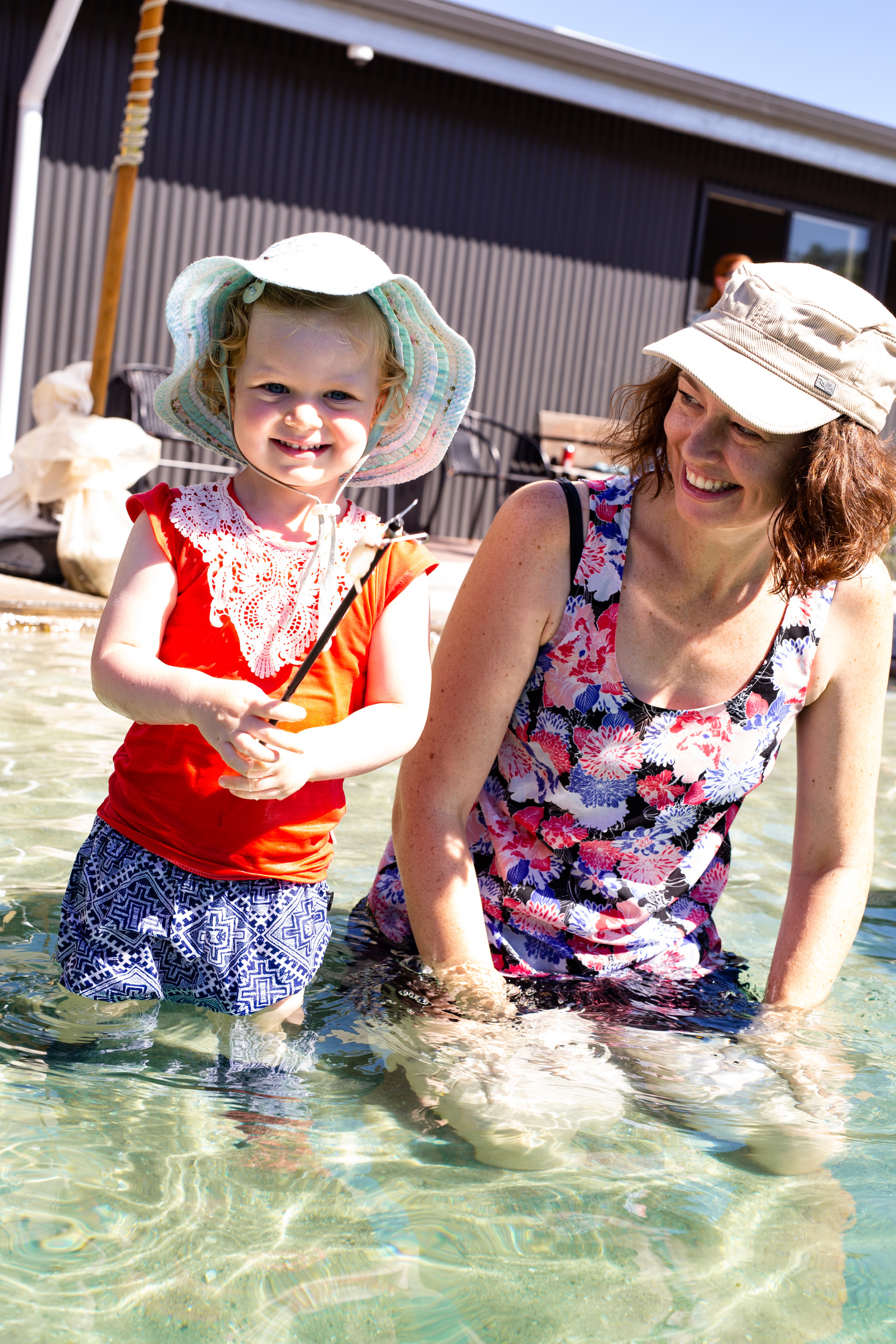 shark encounters for all ages in Port Stephens