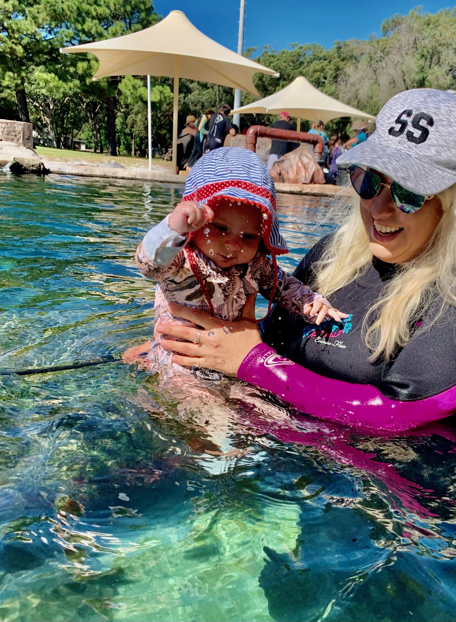 shark encounters with children