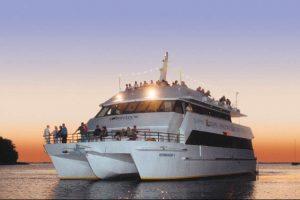 Moonshadow boat cruise